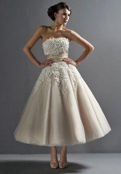 Justin Alexander 8465 Lace Short Wedding Dress
