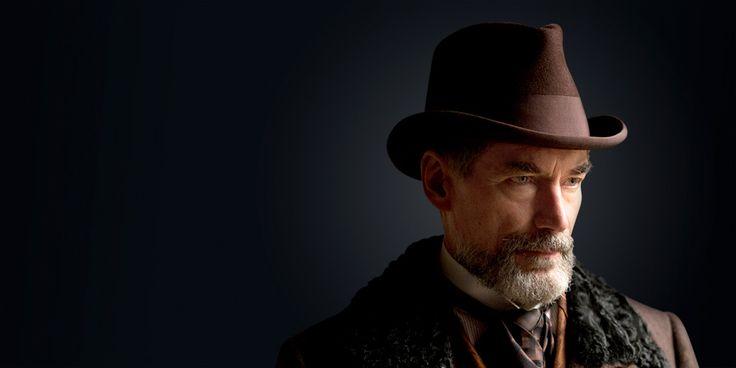 Sir Malcolm. #PennyDreadful