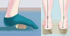 Douleurs aux pieds : Quand une partie de votre corps vous fait mal, la douleur…