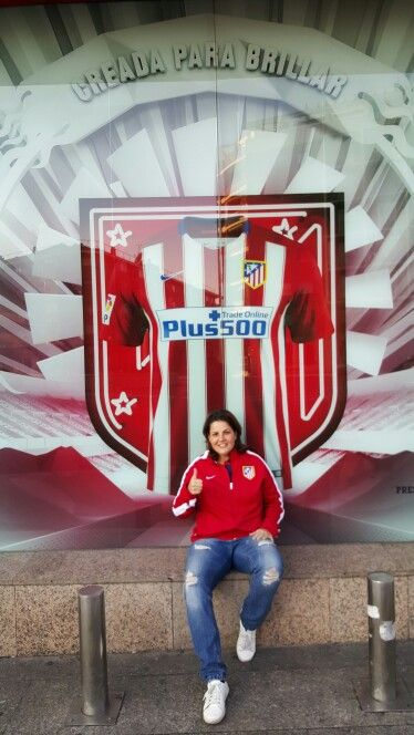 Atletico de Madrid!!