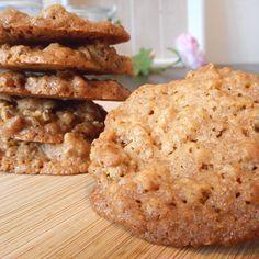 Cruesli koeken (zo lekker en maar 5 minuten werk!) / Cruesli cookies - Het keukentje van Syts