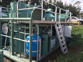 on-site sewage treatment plant from Ozzi Kleen Water & Waste Water Australia