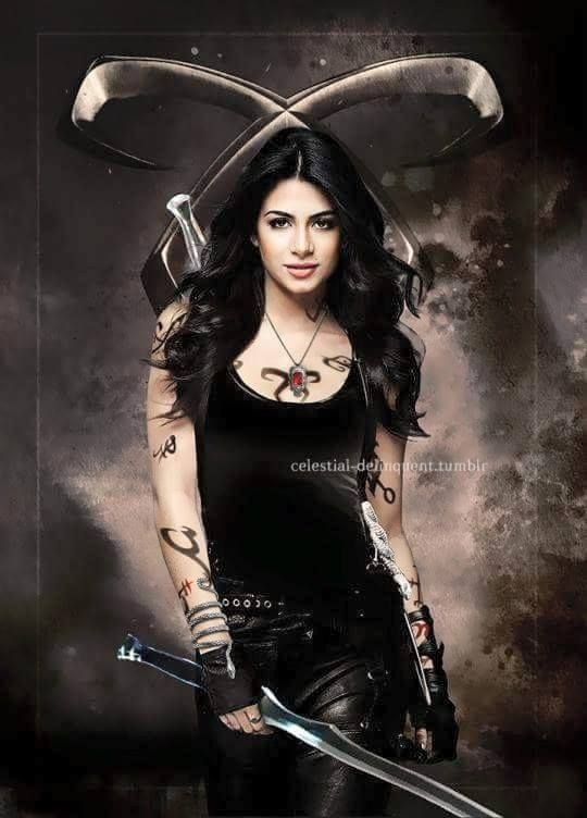 Shadowhunters - Isabelle Lightwood
