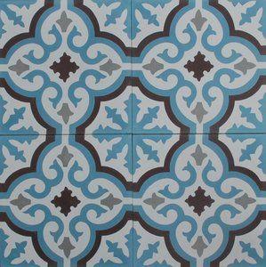 Marokkanske fliser til badeværelset