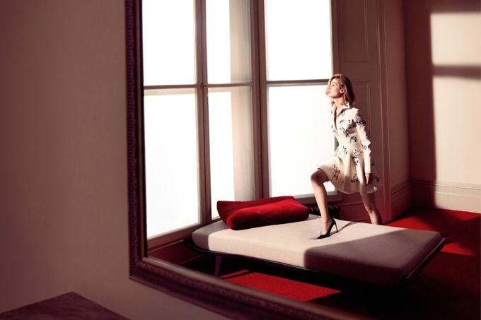 Розамунд Пайк на обложке Dior Magazine (Интернет-журнал ETODAY)