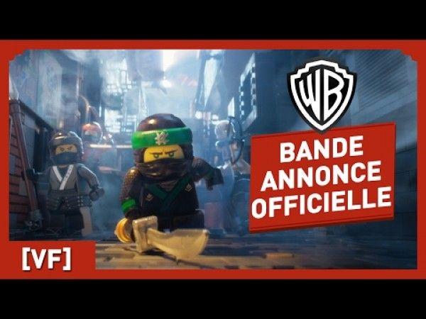 #Lego #Batman est salle aujourd'hui. @warnerbrosfr nous présente le prochain film en brique: #Lego Ninjago!