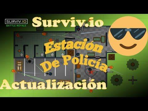 Nueva Actualizacion Estacion De Policia Surviv Io 11 04 2018 Modo