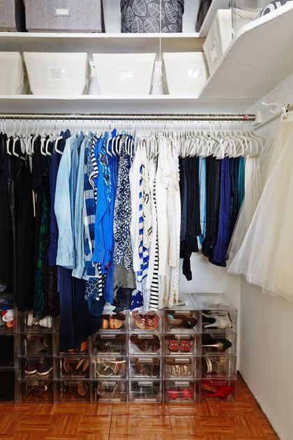 Spring Cleaning Your Guide To A Total Closet Makeover Cleaning Organizations And Closet