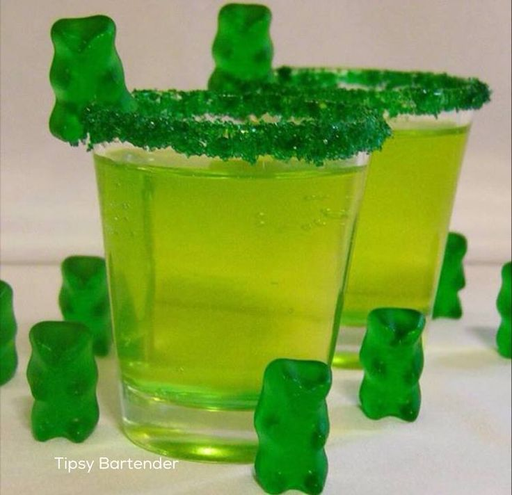 1000 ideas about gummy bear shots on pinterest gummy for Delicious drink recipes with vodka