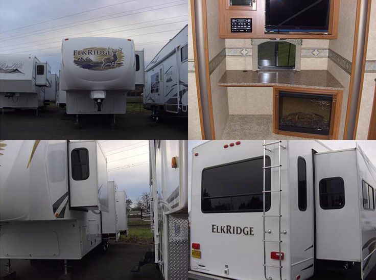 Find Cheap Used 2011 #Heartland Elk #Fifth_Wheel by AA RV Outlet in Eugene, OR, USA at UniqueRvTrader.Com