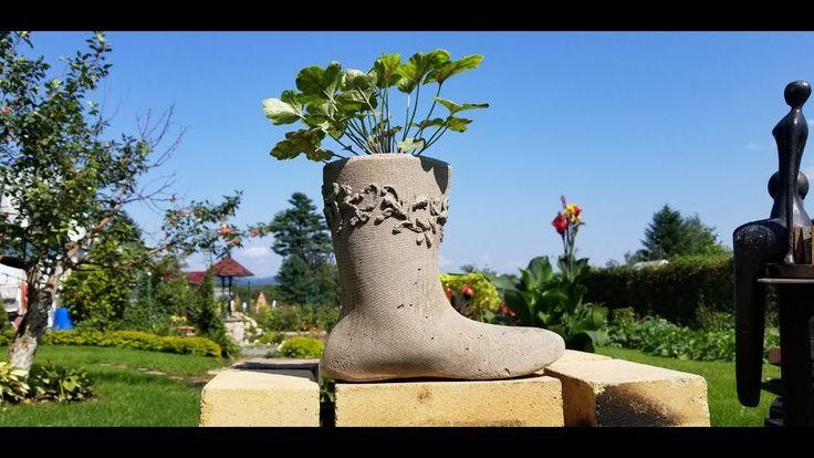 Декор из бетона для сада купить бетон гомеле