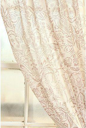 Best 25 Damask curtains ideas on Pinterest Cream bedroom