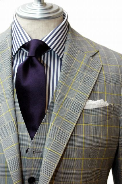 Bespoke Suit / DRAPERS SUMMER DAYS