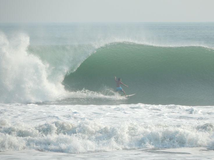 Our secret spot on it's best! west Bali Medewi surf!