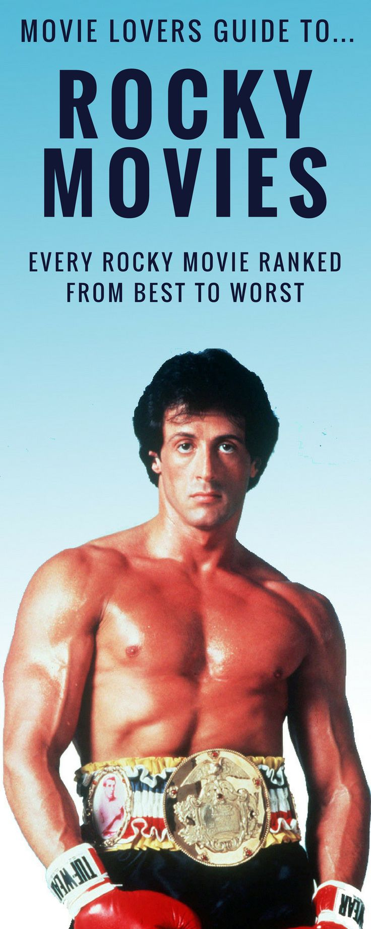 All the Rocky movies ranked from best to worst