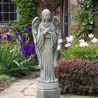 17 Best 1000 images about Garden Garden Sculptures Statues on
