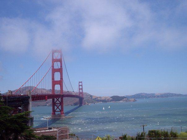 Golden Bridge_San Francisco