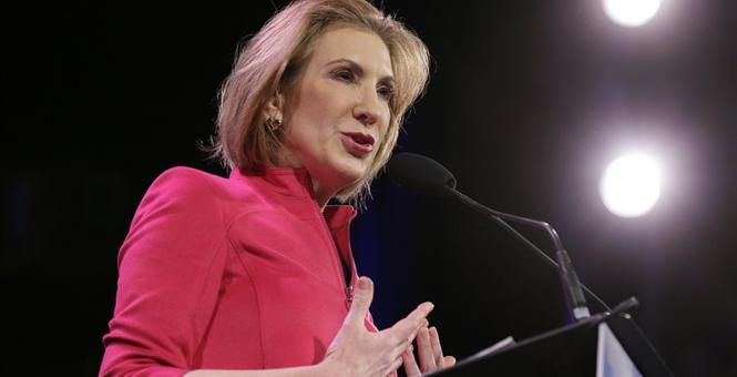 Carly Fiorina: Winning The Presidency Isn't About Gender, It's About Track Records - Katie Pavlich