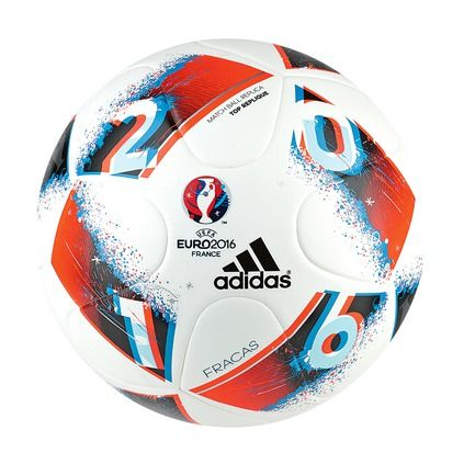 Bryn-- adidas UEFA Euro 2016 Top Replique Soccer Ball