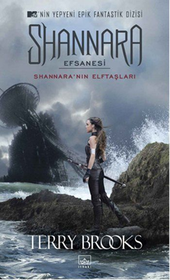 Fantastik edebiyatın en önemli eserlerinden biri olan Shannara Efsanesi'nden uyarlanan epik fantastik dizi The Chronicles of Shannara 2016'nın en çok seyredilecek TV dizilerinden biri olmaya aday!  Iron Man üçlemesi ve Avengers filmlerini de sinema dünyasına kazandıran Jon Favreau'nun imzasını taşıyan dizinin uyarlandığı kitaplar Shannara'nın Elftaşları ve Shannara'nın Dilekşarkısı yeni baskılarıyla yeniden İthaki'de.