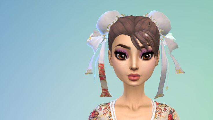 Sims 4 Brown Eyes
