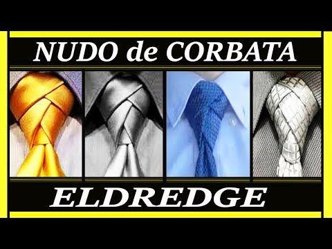 Como hacer nudo de corbata diferente. How to make a different tie knot. - YouTube
