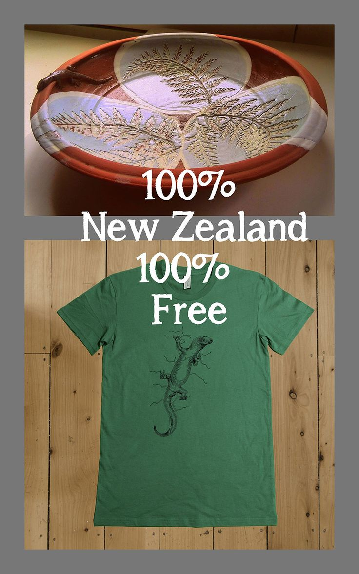 Enter to win: WIN this beautiful Bowl and a Gecko Tshirt from Tumbleweed and Sam Ludden!! | http://www.dango.co.nz/s.php?u=YQA3Kj083273