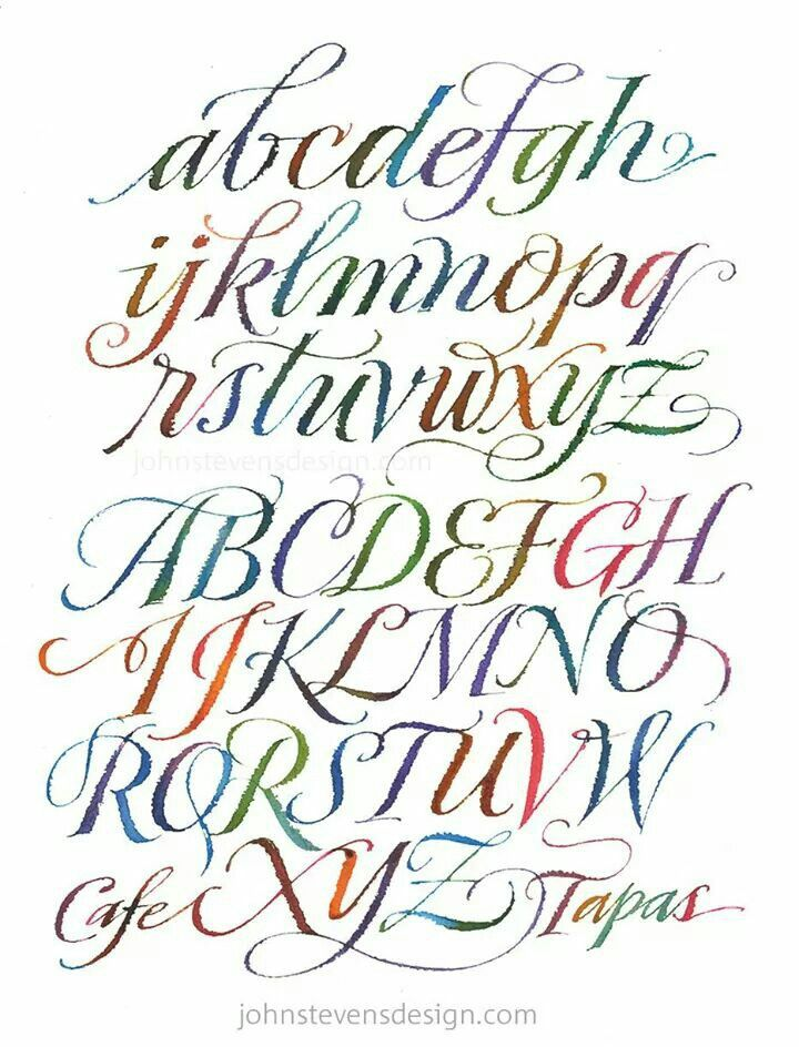 165 Best Images About Fancy Letters And Fonts On Pinterest