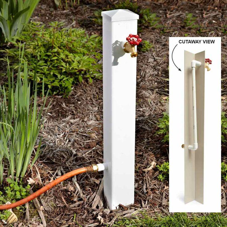 17 Best ideas about Water Hose on Pinterest Garden hose holder