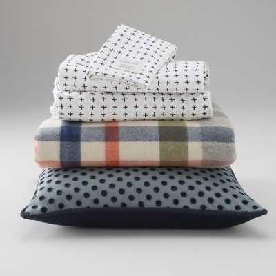 plus duvet; plaid blanket