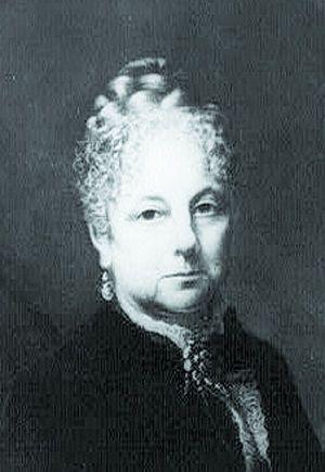Caroline Fillmore, second wife of President Millard Fillmore