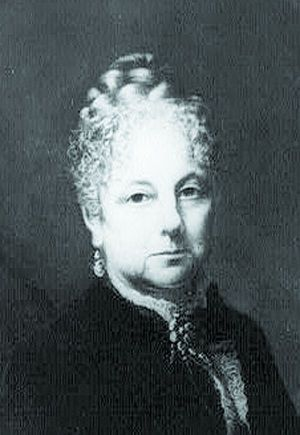 Caroline Fillmore, second wife of President Millard Fillmore