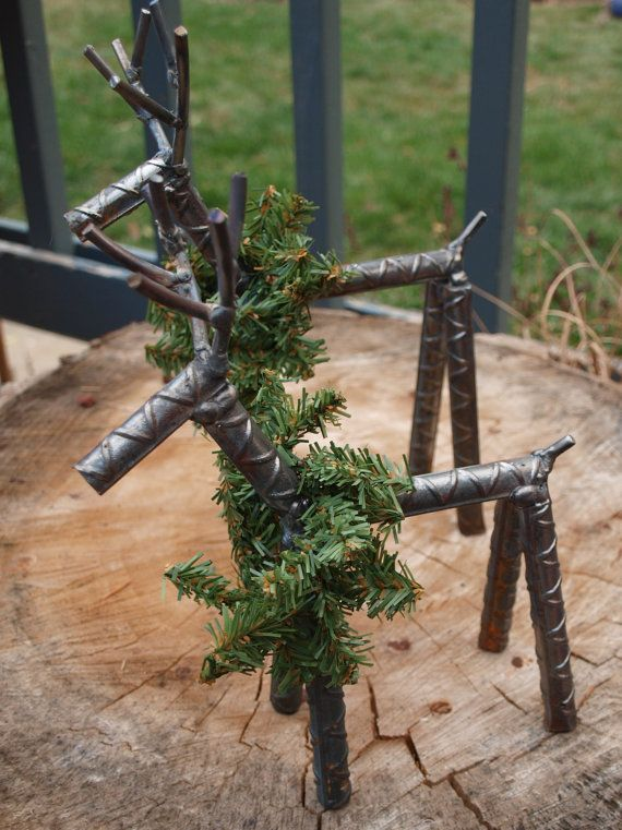 113 best images about Rebar and metal lawn ornaments on ...