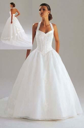 This is my wedding dress except it was off white and champagne.