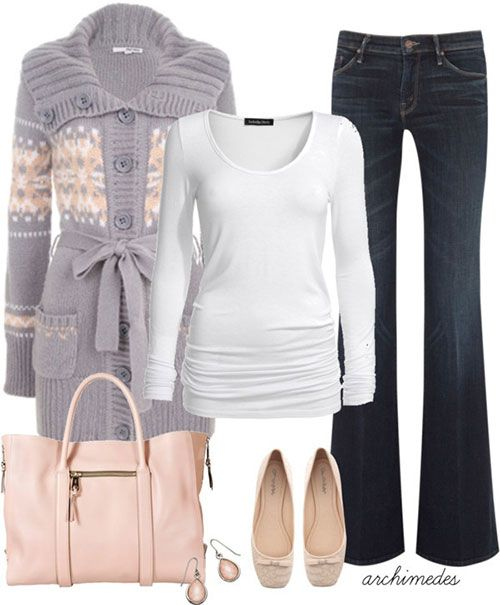 Polyvore Current Winter Fashion Trends Outfit Ideas For Women 2014 2015 Girlshue Winter