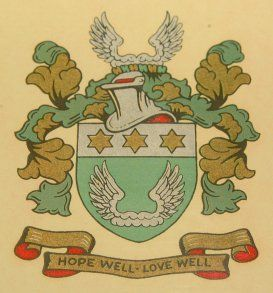 18 Best Images About Family Crests Etc On Pinterest