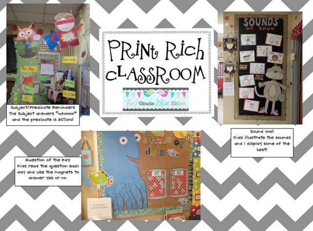Teacher Classroom Decor Websites ~ Best literacy rich classroom images on pinterest