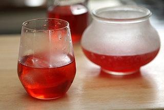 Strawberry Vodka!!!! Holiday gift next year!