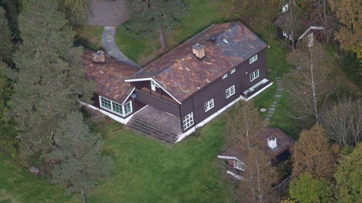 Дом принцессы Марты Луизы.