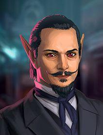 Shadowrun Portrait Posts