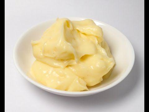 Aprende a Preparar La Clásica Crema Pastelera   Comidas y Bebidas - Todo-Mail