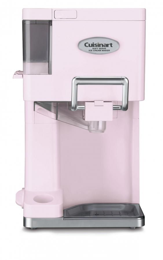 ICE-45PK - Mix It In™ Soft Serve Ice Cream Maker - Ice Cream / Yogurt Makers - Products - Cuisinart.com IS this real life?!?! I need this!!!!