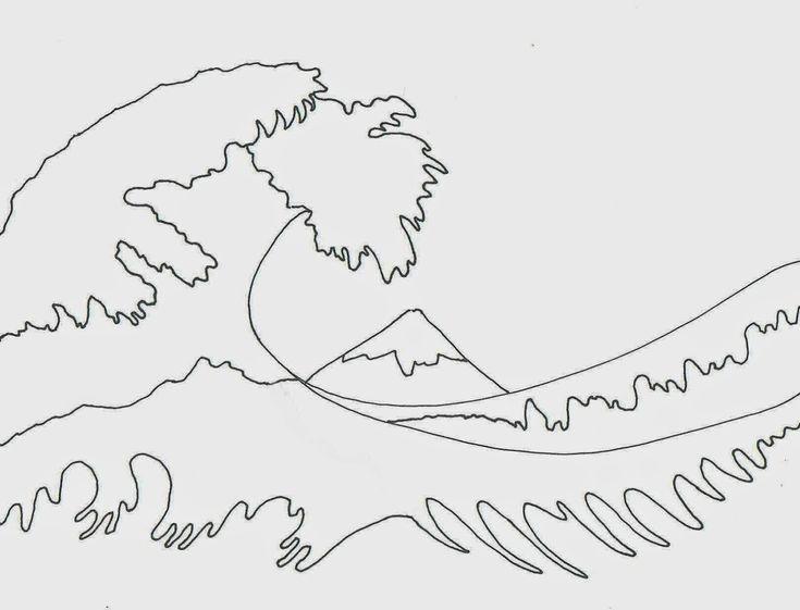 26 best Art Parodies- Hokusai wave images on Pinterest ...