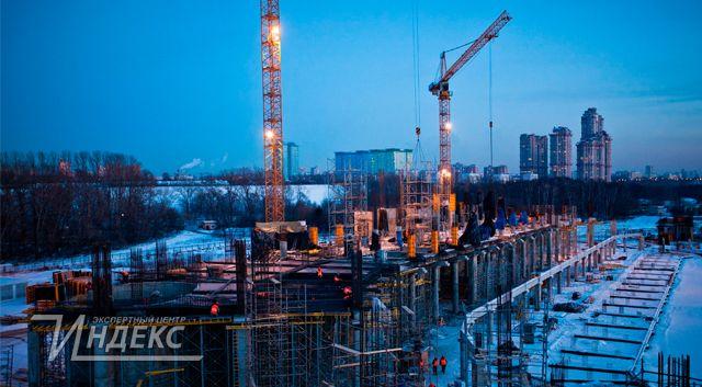 Строительная отрасль приносит Москве около 800 млрд руб. инвестиций в год