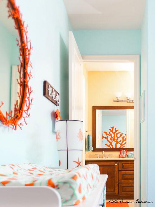 Baby Beach Bedroom: Best 25+ Beach Theme Nursery Ideas On Pinterest