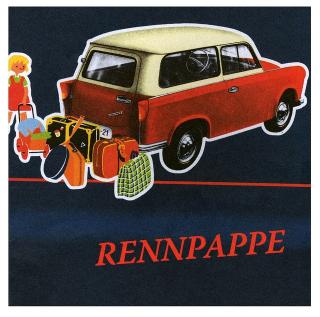 Trabant: the Plastic People Mover