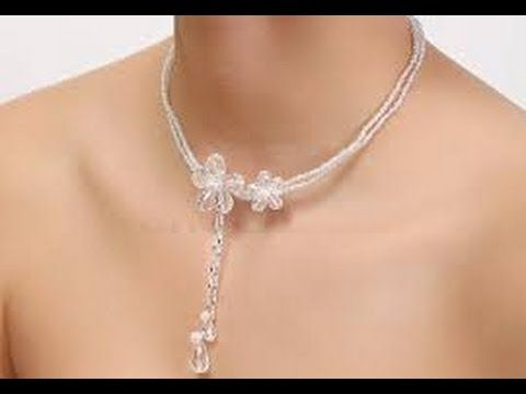 Diamond Necklaces - Diamond Necklaces And Earrings