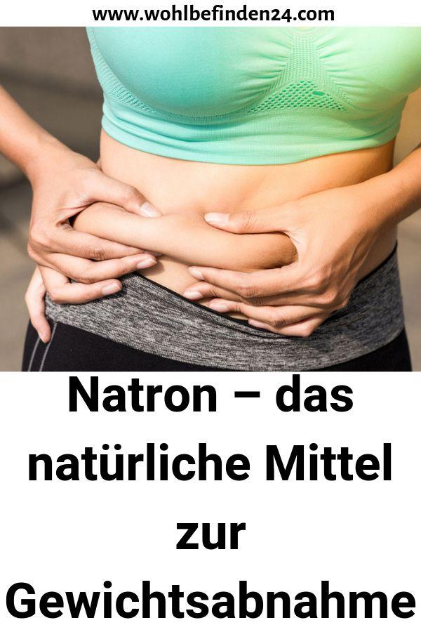 Natron – das natürliche Mittel zur Gewichtsabna…
