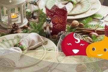 Gli ultimi preparativi per Natale #natale2015 #natale #tavola #consigli #decorazioni #food #menu