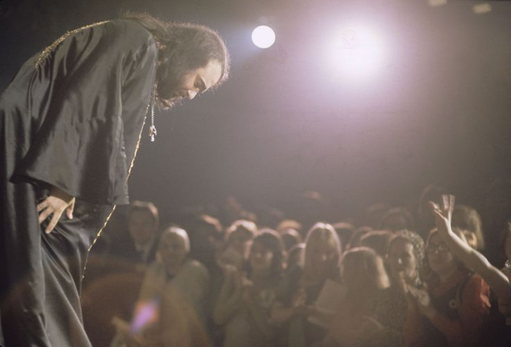 Demis Roussos: Life in pictures